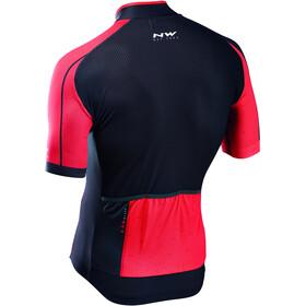 Northwave Blade 2 Koszulka kolarska, krótki rękaw Mężczyźni czerwony/czarny